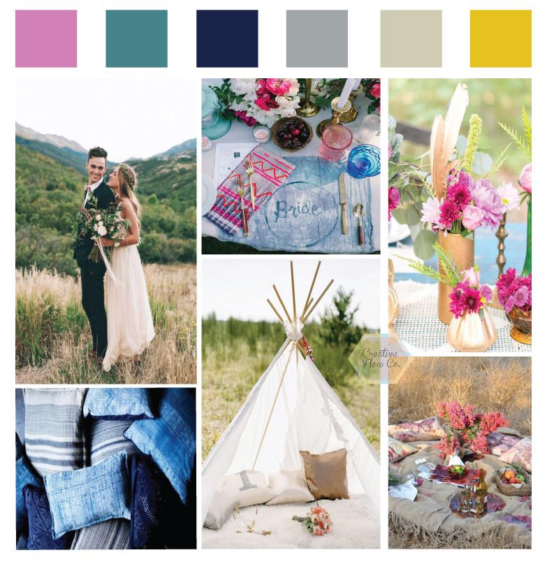 Creative-Flow-Co. :: San Francisco Wedding Planner