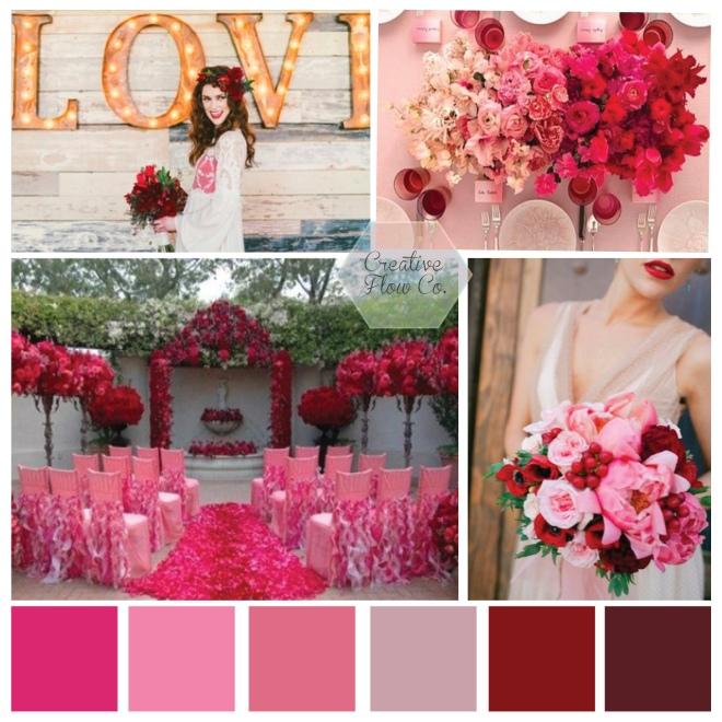 Creative-Flow-Co. :: San Francisco Wedding Planner :: Valentine's-day-wedding-inspiration
