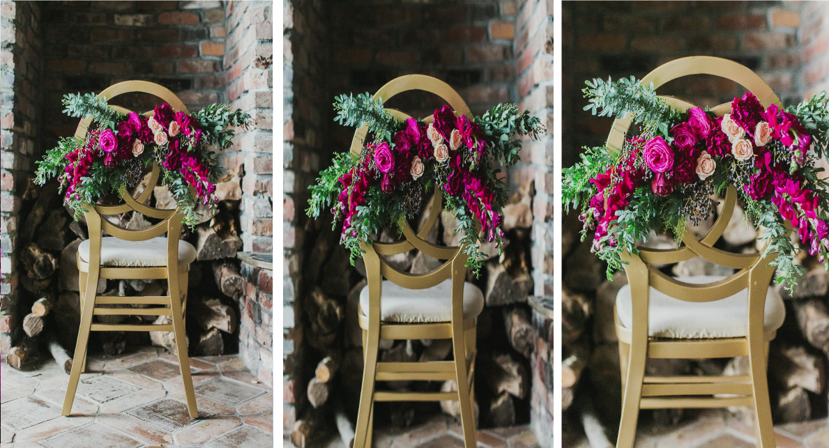 Creative Flow Co Married in Marsala Panoramic Hills Wedding
